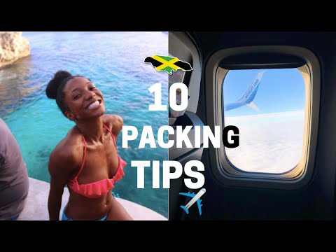 10 Travel Tips: Packing for Jamaica 2017 | Annesha Adams