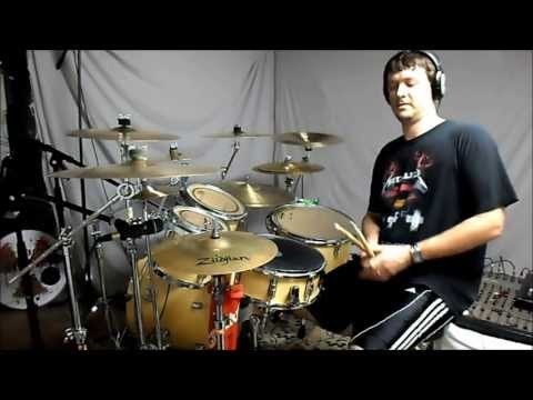 SLAYER  Behind the Crooked Cross mobile link in description  drum