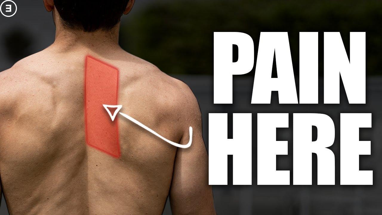 Download Rhomboid Pain (Shoulder Blade Discomfort)