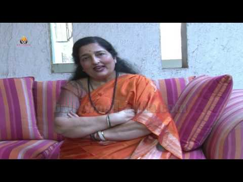 Singer Anuradha Paudwal For Win Padma Shri Award Special INTERVIEW