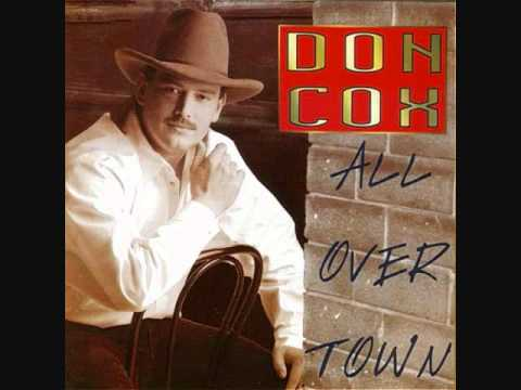 Don Cox - All Over Town