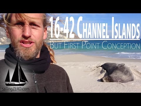 16-42_Channel Islands - but first Point Conception! (sailing syZERO)