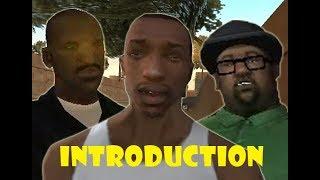 GTA San Andreas Introduction #1