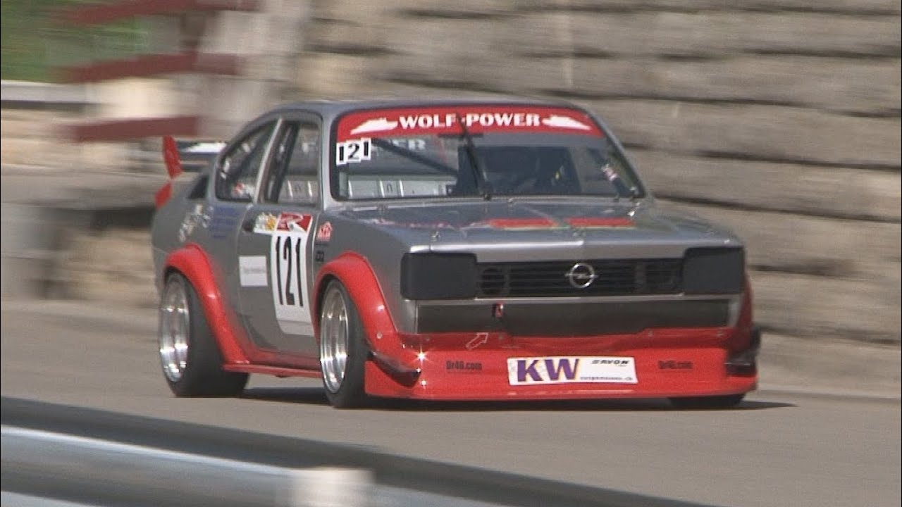 Fantastic Car And Sound Opel Kadett C Gt E From Danny