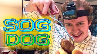 ???? How to Make a SOG DOG ???? with HotDog Chef Extraordinaire Peter Cooks