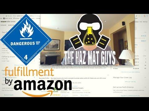 How To Pass Amazon's Hazmat Review