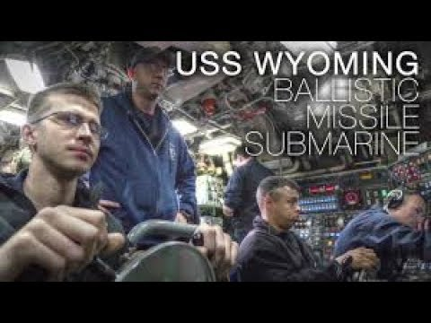 Top Life Aboard USS Wyoming • Ballistic Missile Submarine 2018 The top facts