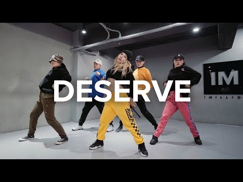 Deserve - Kris Wu ft. Travis Scott / Isabelle Choreography