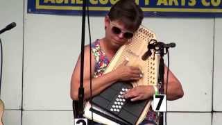 Vicky Boyd - Sweet Bunch of Daisies (2nd Place Autoharp)