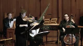 Stradella Sonata a violino solo e basso: Musica Pacifica
