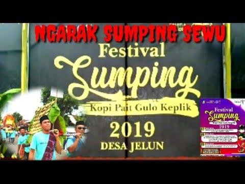"ngarak-sumping-sewu,🔴-""festival-sumping-kopi-pait-gulo-keplik-2019"",desa-jelun---licin---banyuwangi"