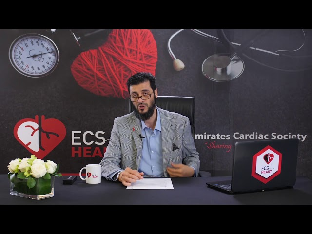 Dr. Ahmed Gabroun talks about: Heart attack symptoms are different in men and women.