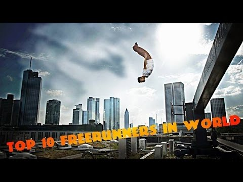 TOP 10 FREERUNNERS IN WORLD