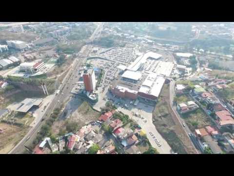 Tegucigalpa en Drone