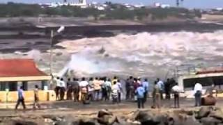 kanyakumari tsunami wmv