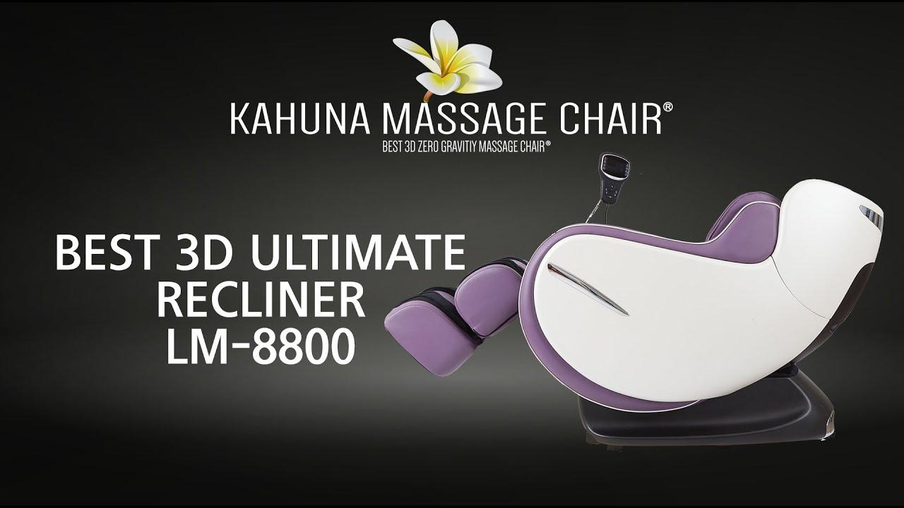 Best Massage Chair LM 8800