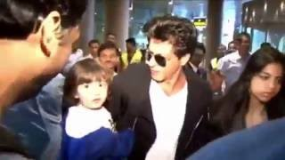 Watch little AbRam saying 'Thank You' for Birthday Wishes! | Happy Birthday AbRam