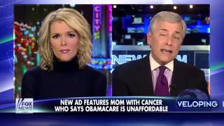 Repeat youtube video Mom with Cancer Featured in ObamaCare Ad Speaks Out