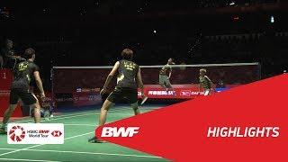 DAIHATSU YONEX JAPAN OPEN 2018 | Badminton MD - F - Highlights | BWF 2018