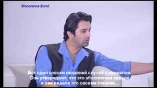 Barun Sobti on Malishka Unleashed - Part 2 Барун Собти у Малишки   2 rus sub
