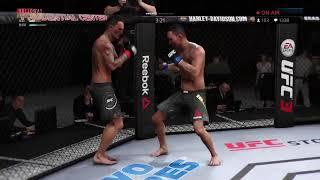 UFC 3 Ranked (PS4)