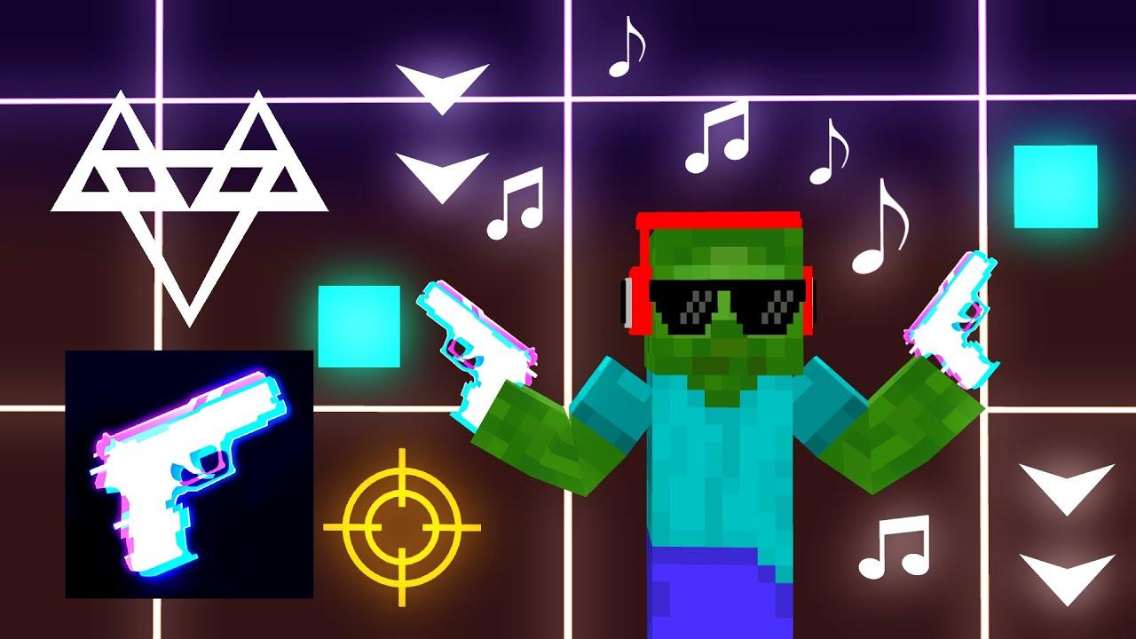 Monster School : Beat Fire - Minecraft Animation