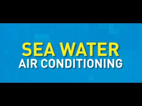 Curaçao Airport - Seawater Air Conditioning project