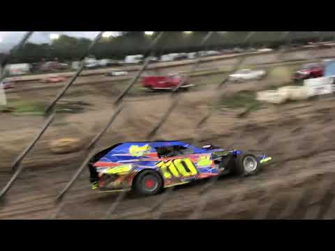 Roger Rebholz Modified Feature Win | Peoria Speedway 08.11.18