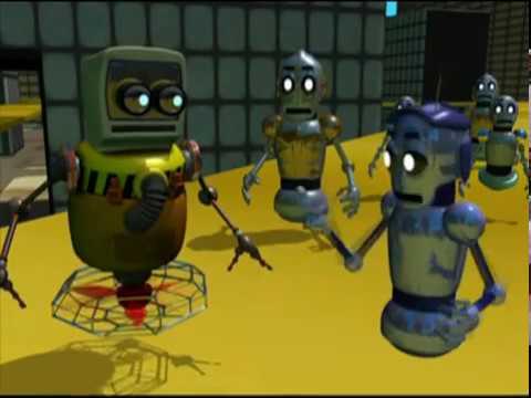 Tiny robots cartone per bambini youtube