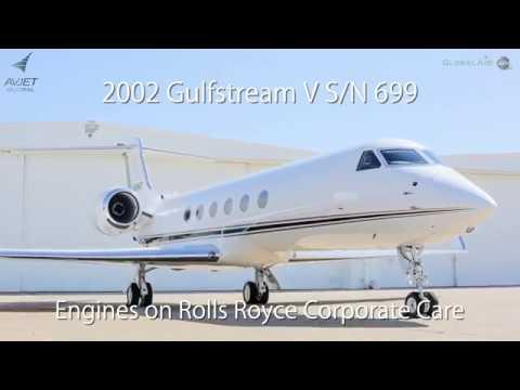 Gulfstream V for sale