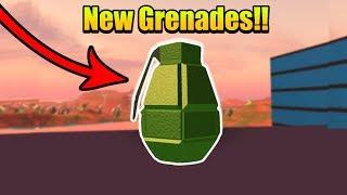 Granaten kommen inden Gefängnis! (Roblox Jailbreak Granate Update)