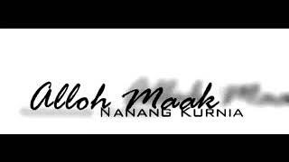 Gambar cover ALLAH MA'AK — Nanang Kurnia — Syubbanul Akhyar(esbeye)