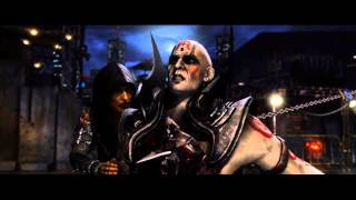 "Mortal Kombat X ""GET OVER HERE!"""