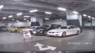 停車場: 尖沙咀美麗華商場 (入)