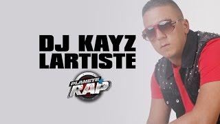 Lartiste en live dans le Planète Rap de Dj Kayz
