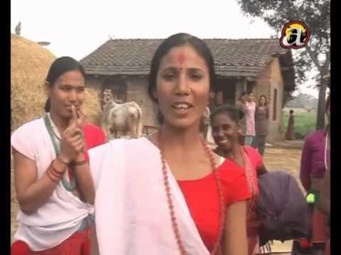 "Tharu Community Celebrates ""Maghe"" - Kailali"