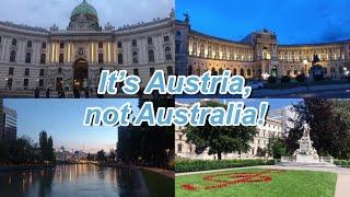 여행로그 : 오스트리아의 수도 빈 여행기 [빈 / 비…