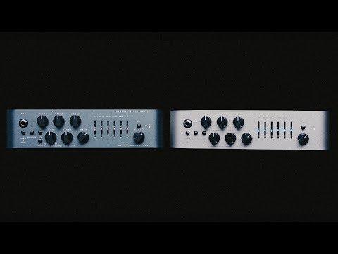 Be Heard: Alpha·Omega 900 & Microtubes 900v2