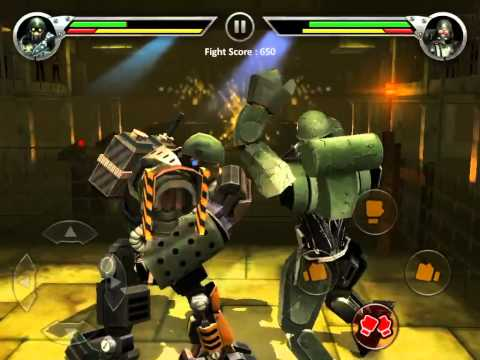 [Real Steel] Bio war vs sarge