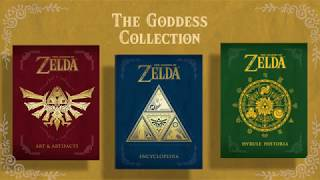 The Legend of Zelda Encyclopedia - Official Trailer
