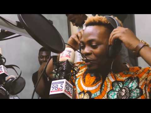 Olamide Wished He Recorded Maleek Berry's 'Kontrol' and Dice Ailes' 'Miracle'