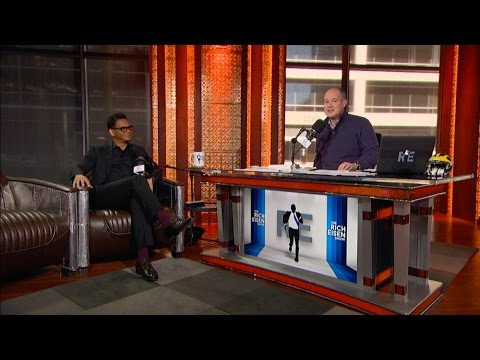 Eric Davis of NFL Network Gives His Super Bowl 51 Pick & More - 1/27/17