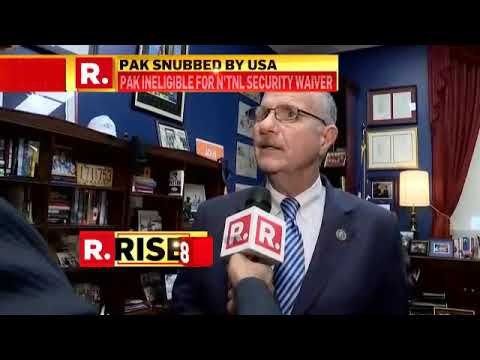 US Sets Conditions For Defence Funding To Pakistan | Republic TV