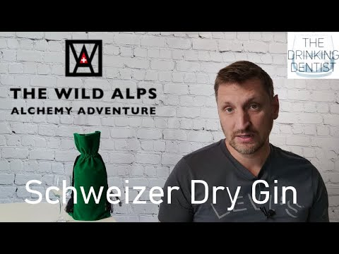 Wild Alps Morris Dry Gin