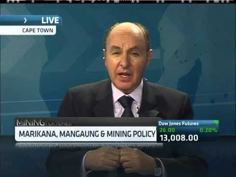 South African Mining Policy With Peter Leon