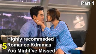 5 Recommended Romance Korean Dramas to Watch - Romantic Comedy, Family, Revenge KDramas | Synopsis