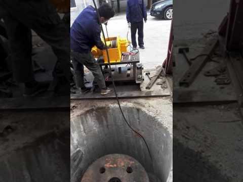 air winch working video 1