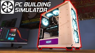 1 MILLION DOLLAR PC - PC Building Simulator
