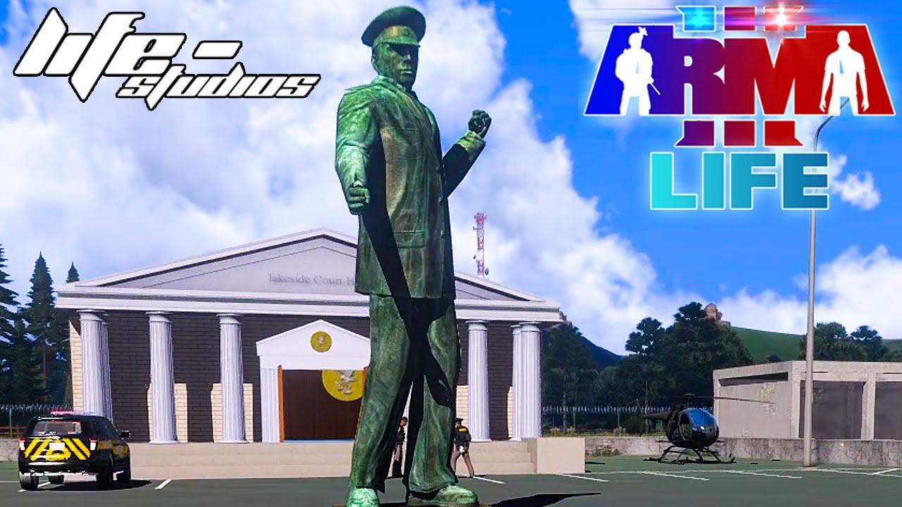 How To Play Arma 3 Life Life Studios Tutorial Youtube