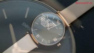 Обзор кварцевых часов Emporio Armani AR1966